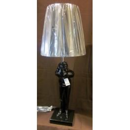 Lámpara con figura